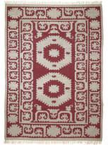 OKA Chelak Handwoven Wool Rug, Small