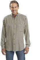 Woolrich Men's Trout Run Flannel Button-Down Shirt