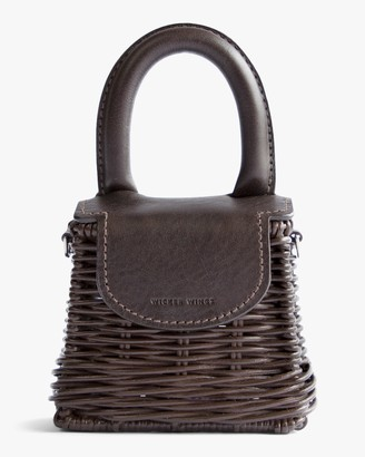 Wicker Wings Micro Bo Handbag