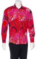 Gucci Paisley Print Shirt