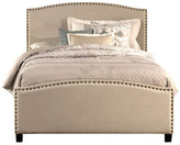 Hillsdale Furniture Kerstein Bed, Rails Included, Light Taupe, King