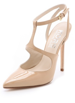 KORS Adrielle Pointed Toe Pumps