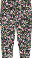 Ralph Lauren Floral cotton leggings 3-24 months