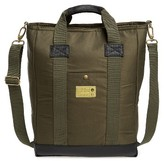 Men's Hex Canvas Tote Bag - Green