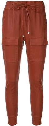 Manning Cartell skinny drawstring trousers