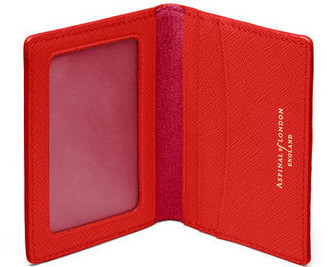 Aspinal of London ID & Travel Card Holder