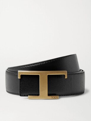 Tod's 3.5cm Reversible Leather Belt