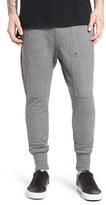 Zanerobe Men's Blockshot Knit Jogger Pants