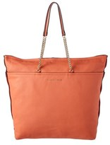 Trina Turk Maddoux Leather Tote.