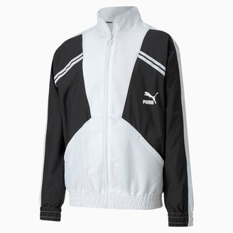 Puma Tailored for Sport Boys' Woven Jacket JR