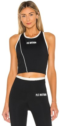 P.E Nation Match Play Sports Bra