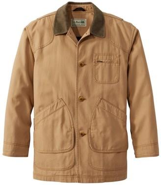 L.L. Bean Men's Original Field Coat with Wool/Nylon Liner