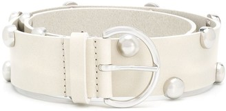 Isabel Marant Round-Studded Belt