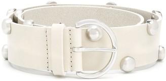Isabel Marant Round-Studded Belt