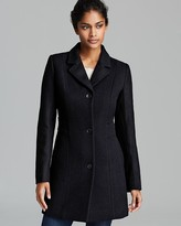 Marc New York Coat - Textured Combo