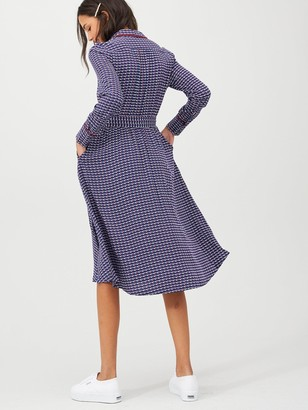 Tommy Hilfiger Long Sleeve Angie Dress - Print