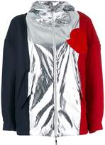 Moncler Gamme Rouge tri colour jacket