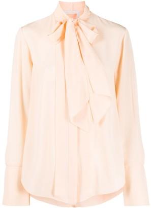 Chloé pussy-bow blouse