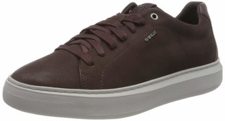 Geox Men's U Deiven B Low-Top Sneakers