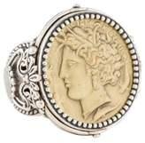 Konstantino Demeter Coin Ring