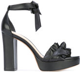 Alexandre Birman platform sandals - women - Calf Leather/Leather - 36