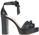 Alexandre Birman platform sandals - women - Calf Leather/Leather - 37