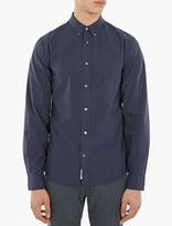 Acne Studios Blue 'Isherwood' Pop Shirt