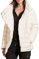 Lauren Ralph Lauren Ivy Nakina Funnelneck Puffer Coat