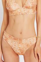 Sincerely Jules Billabong X Billabong x Snake Over The Sun Maui Hi Waist Bikini Bottom Multi S