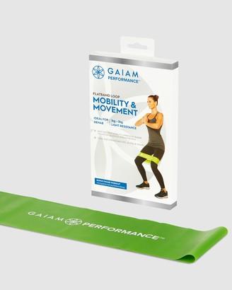 Gaiam Performance Flatband Loop Mobility & Movement