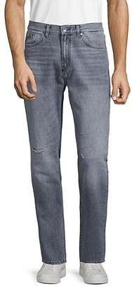 HUGO Slim-Fit Tapered Jeans