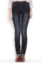 BONOBO Jeans femme slim taille haute