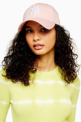 Topshop Womens Pink New Era Ny 940 Cap - Pink