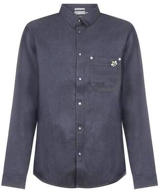 Christian Dior X Kaws Bee Denim Shirt