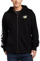 Caterpillar Men's Full-Zip Hooded Sweatshirt