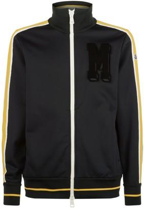 Moncler Zipped High Neck Sweatshirt