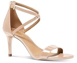 MICHAEL Michael Kors Women's Ava Strappy High-Heel Sandals