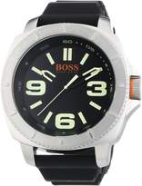 BOSS ORANGE Hugo Boss Men's Sao Paulo 1513107 Rubber Analog Quartz Watch
