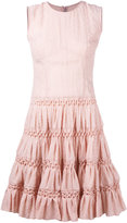 Ermanno Scervino sleeveless full skirt dress