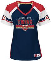 Majestic Women's Minnesota Twins Draft Me T-Shirt
