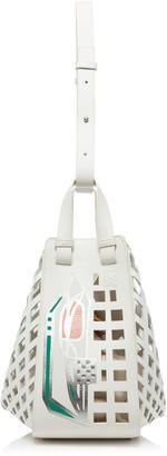 Loewe Hammock Medium Cutout Leather Bag