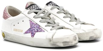 Star Patch Sneakers