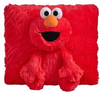 Sesame Street Pillow Pets Elmo Plush Throw Pillow Pillow Pets