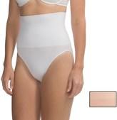 Ellen Tracy Seamless High-Waist Control Panties - Full-Cut Briefs, 2-Pack (For Women)