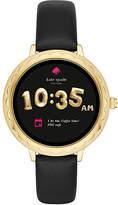 Kate Spade Scallop touchscreen smartwatch