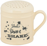 10 Strawberry Street Splatter Yellow Sugar Shaker
