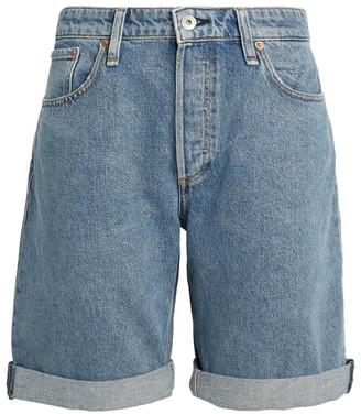 Rag & Bone Mid-Rise Rosa Walking Shorts