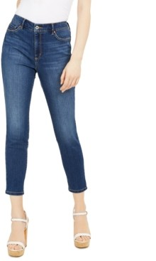 Jessica Simpson Hi Rise Kiss Me Ankle Skinny Jeans, Created for Macy's