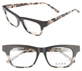 L.A.M.B. Women's 50Mm Optical Glasses - Black