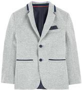 BOSS Milano jersey suit jacket